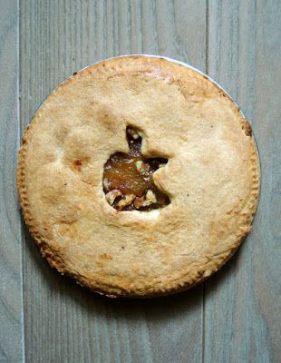 """Il topicco: """"Apple"""" cake"""