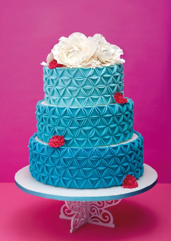 girls charm bracelets origami cake  Cakes  4