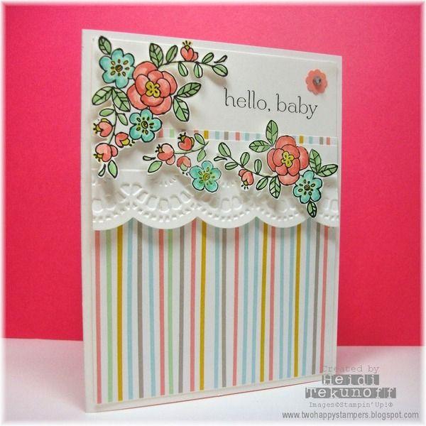 So Very Grateful Baby by stamptek   Cards and Paper Crafts at Splitcoaststampers