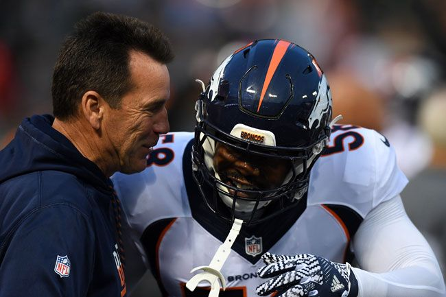 Von Miller to Gary Kubiak: I'll Keep Doing Your Work | The MMQB with Peter King