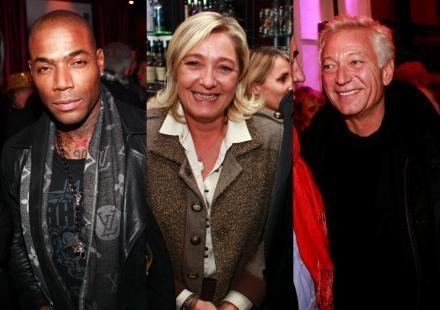 Lord Kossity, Marine Le Pen et Laurent Boyer : cherchez l'erreur…
