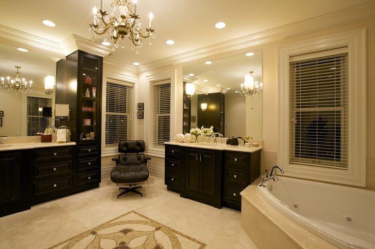 Black And Tan Bathroom: 15+ Best Ideas About Black Bathroom Vanities On Pinterest
