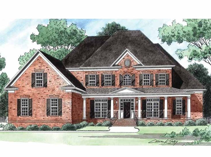 eplans farmhouse house plan wonderful wrap around porch