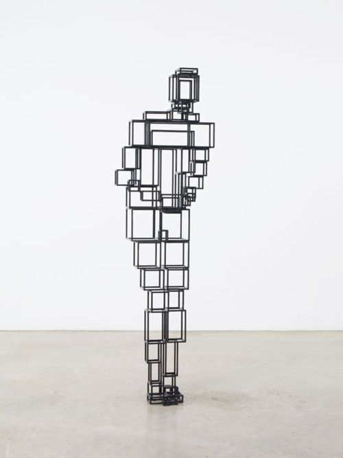 Antony Gormley--figure -  Websites For Artists www.artistwebsitepro.com