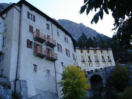 Hotel Bagni Vecchi (Valdidentro, Italien)