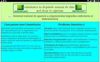 PSORIAZIS-CORESPONDENTA  DENIPLANT: Probleme imunitare