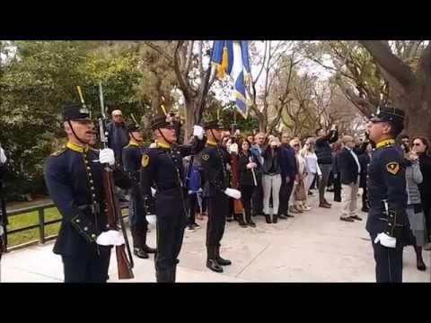 Στρατιωτική Σχολή Ευελπίδων Παρέλαση 25ης Μαρτίου 2018