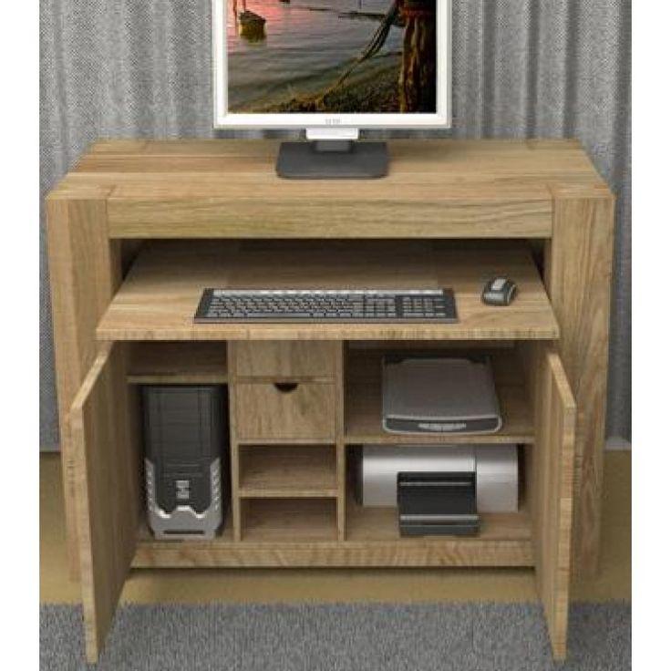Atlas Hidden Home Office Desk   Hideaway And Hidden Computer Desks   Shop  By Item   Home Office