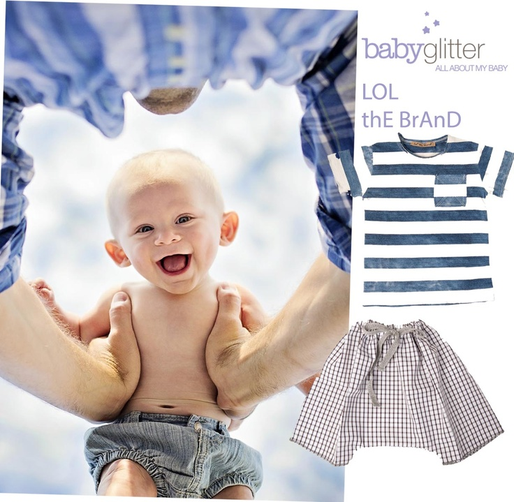 Υπέροχα ρούχα για αγοράκια & κοριτσάκια από την LOL thebrand. babyglitter.gr  http://babyglitter.gr/brands/lol-brand/