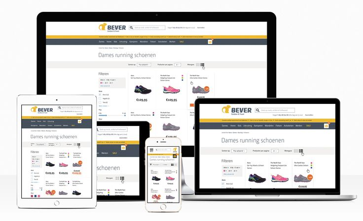 Opdracht 2015 - Hoe kunnen de kleuren van Bever gebruikt worden om de conversie te verhogen en hoe werkt dit op de verschillende devices