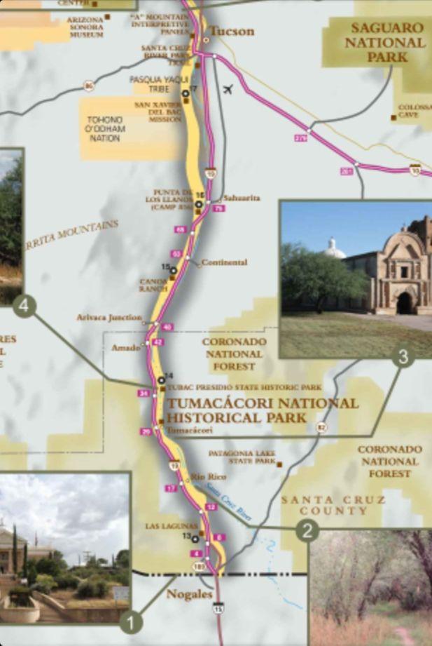 Geologic Map San Jose Quadrangle%0A While the Colonies were fighting the British     Juan Bautista de Anza  settled