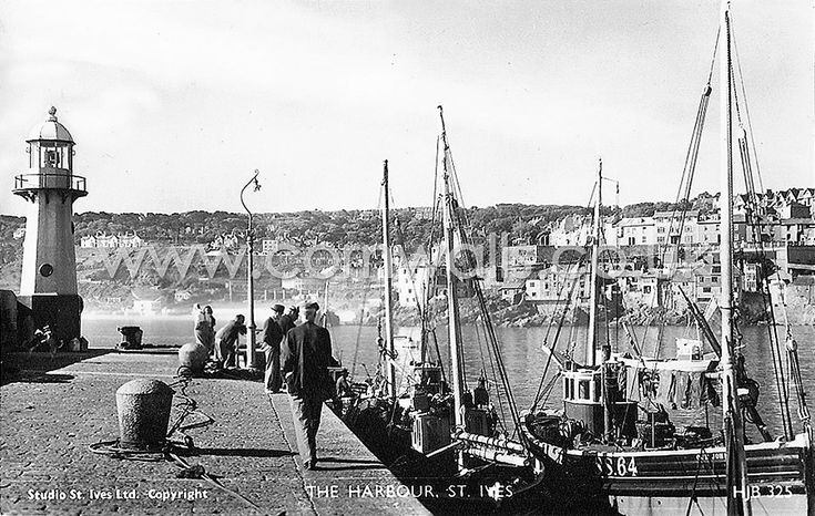 Old Photos of St Ives | Simply St Ives | Cornwall