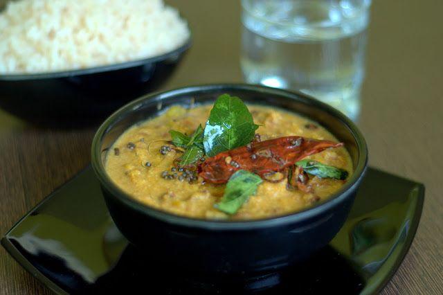 Flavours: Mathanga Payar Erisseri/ Pumpkin and Beans in Coconut Based Gravy