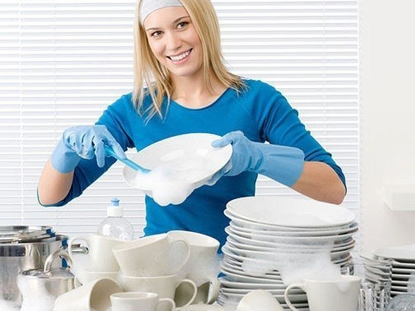 Универсальное чудо средство для мытья посуды, сантехники и стекла.