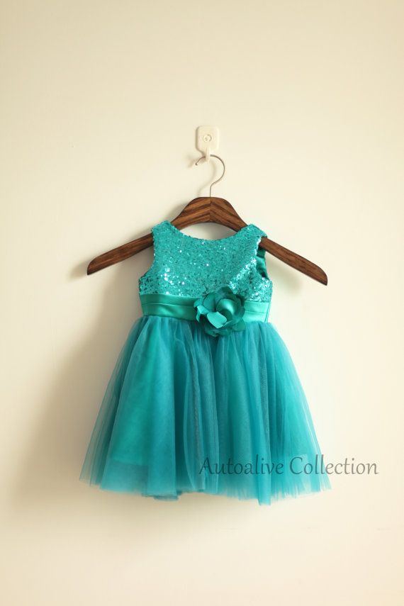 Beaded With Flower New Arrival Baby Girl Princess Dress Year Wedding Cheap