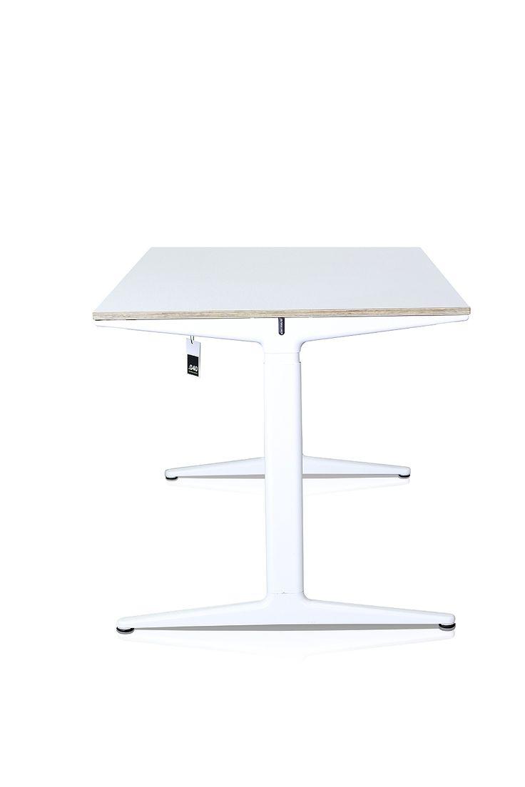 Refurbished Ahrend Mehes bureautafel (verschillende uitvoeringen)>Kantoor meubilair>PUNT040 kantoor- en designmeubilair