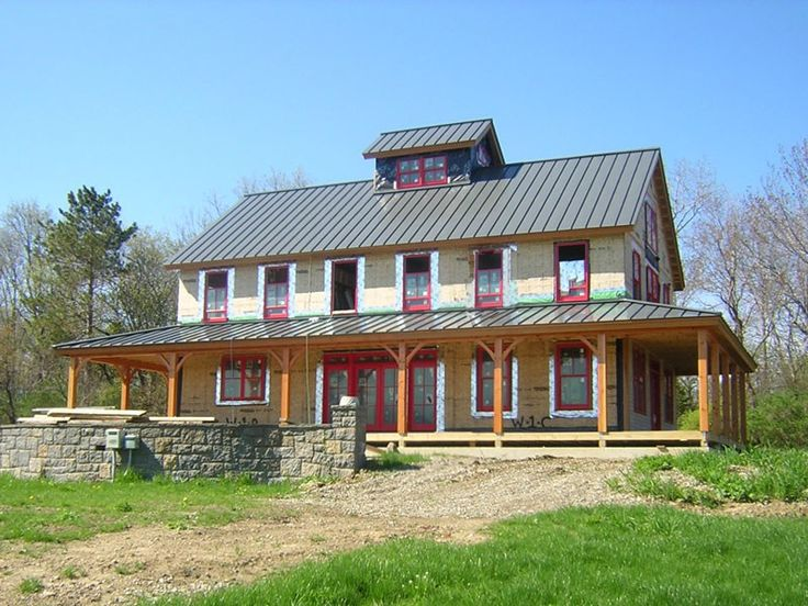 25 Best Ideas About Pole Barn Houses On Pinterest Barn