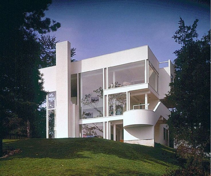 richard meyer houses images | Richard Meier Smith House | Modern Design