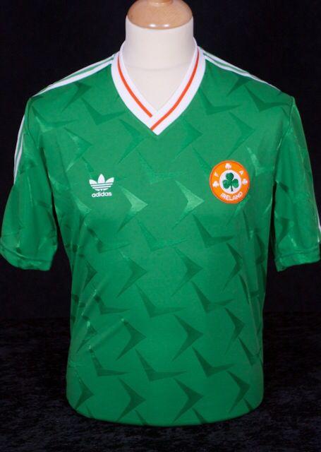 Kevin Sheedy Ireland 1990 World Cup