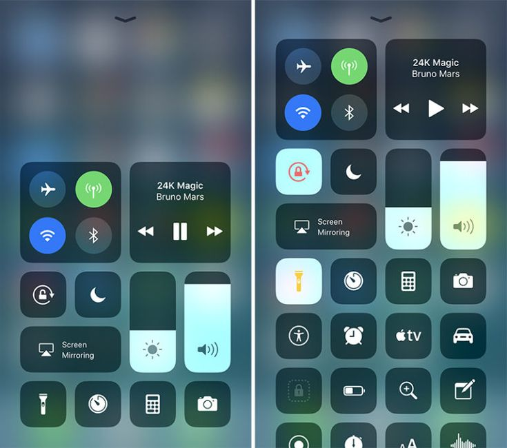 iOS 10 Jailbreak Tweaks Get iOS 11 Control Center to iOS
