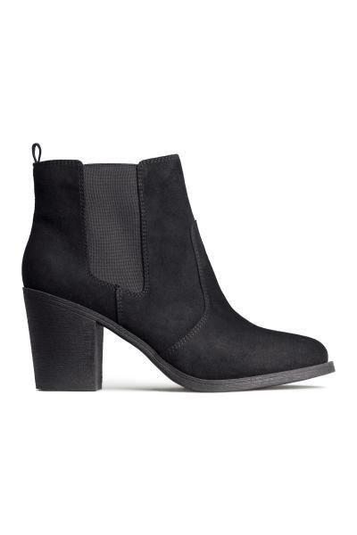 Stivali alla caviglia | H&M