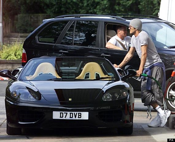10 Best David Beckham S Cars Collection Images On Pinterest Car