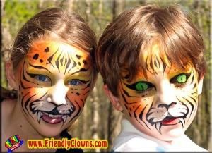 nj face painting parties professional face painters serving the new jersey area featuring face - Halloween Store New Jersey