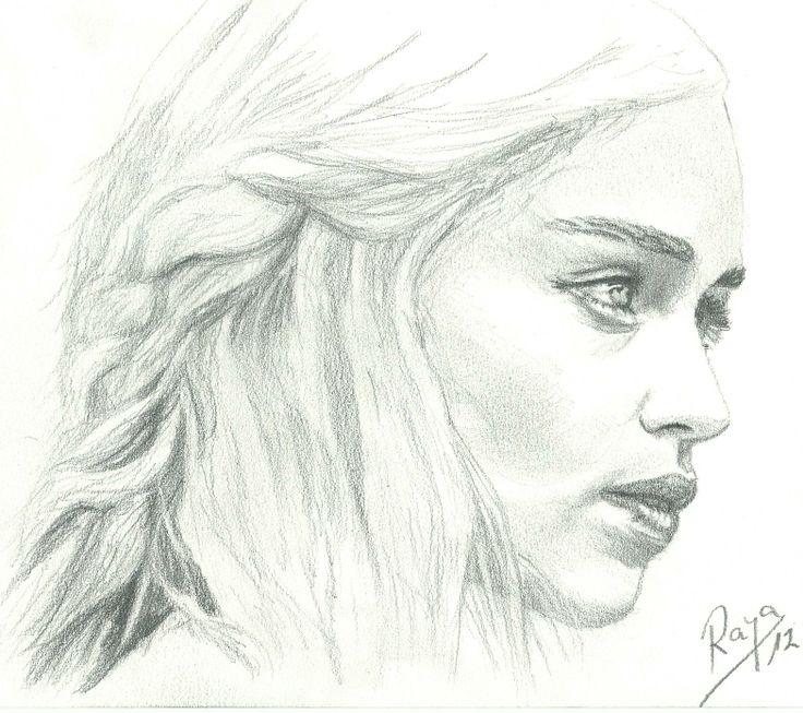 Daeneryis Targaryen, Khaleesi, Emilia Clarcke