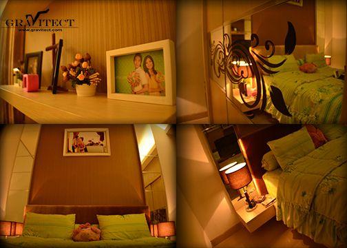 Markus & Silvi's Bedroom, Custom Furniture, Interior Photography