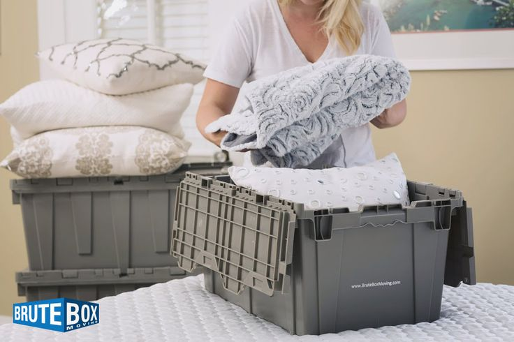 LET'S BE REASONABLE. Ensure you don't crush your items or overload your boxes. Put heavier items on the bottoms of boxes, lighter items on top.