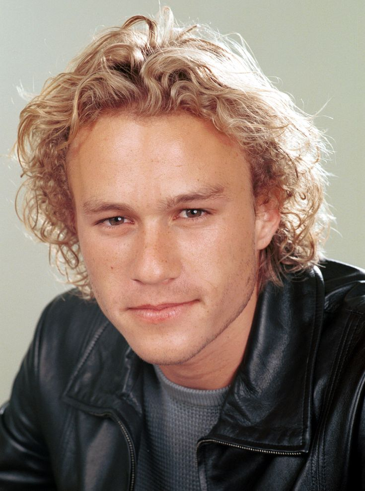 Heath Ledger - Whatever people say, he's still one of the best actors of all time.