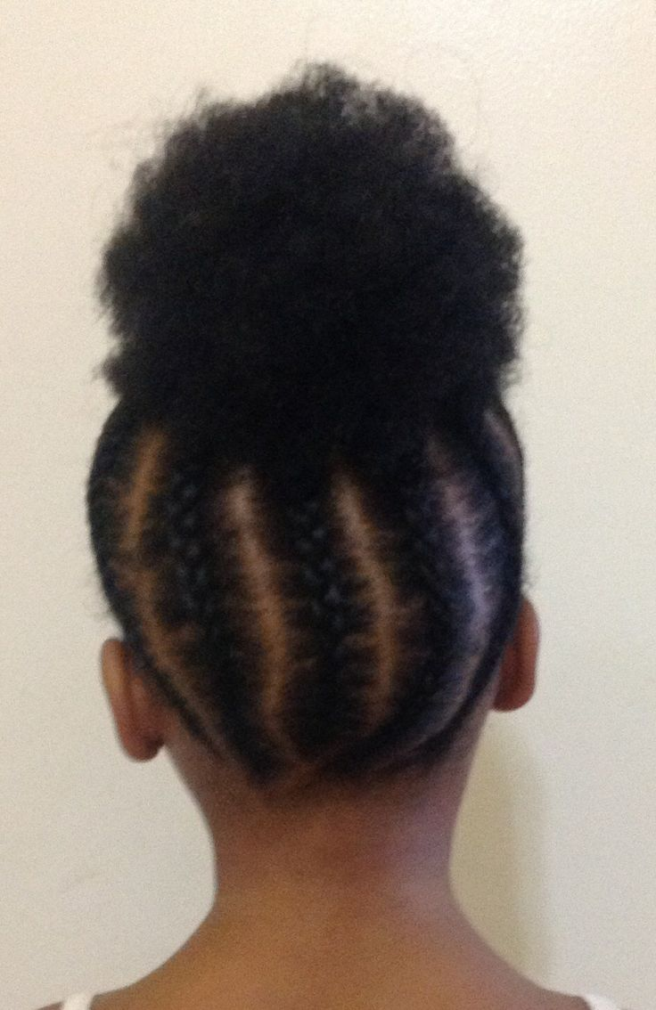 Crochet Hair Puff : Crochet Afro Puff Hairstyles Pinterest