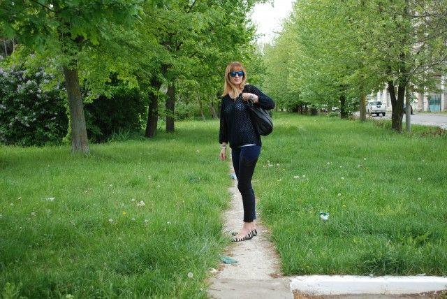Faleza verde / Green Danube promenade | Fashion without borders