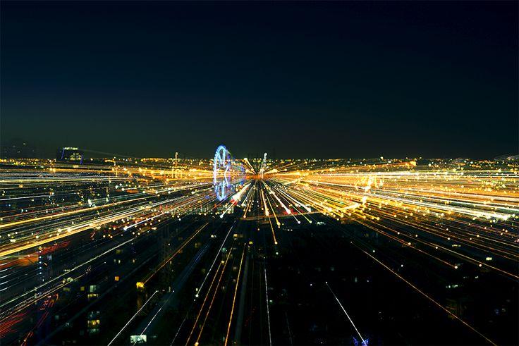 Docklands Vortex; Melbourne.