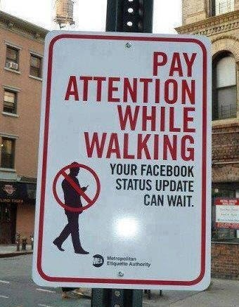 Pay attention please. #Facebook