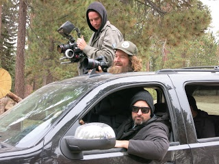 shooting at big bear in the US for wrangler....