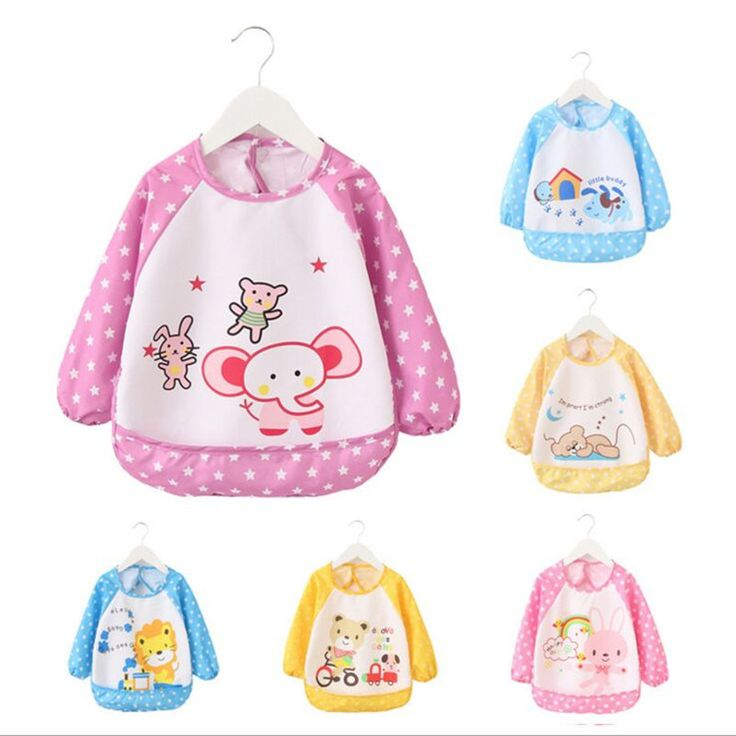 Baby Bib Long Sleeve Waterproof Feeding Baby Bibs For Lunch Baberos Bebes Cartoon Baby Clothing Baby Bibs Waterproof 0-3 Years #>=#>=#>=#>=#> Click on the pin to check out discount price, color, size, shipping, etc. Save and like it!