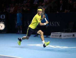 Blog Esportivo do Suíço: Nishikori retorna com vitória na estreia do ATP 500 da Basileia