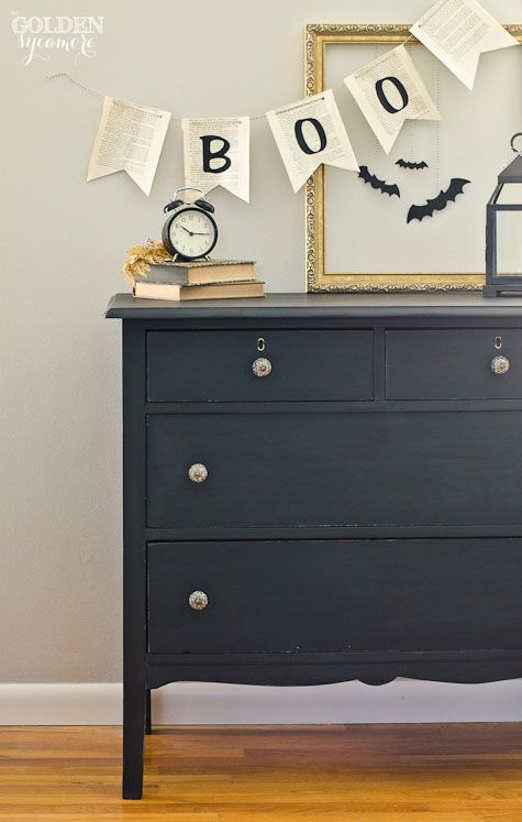 21 Simple and Easy Last Minute Halloween Ideas | Homey Oh My!