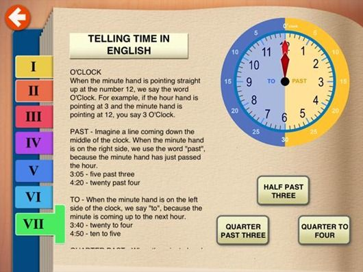 Best Learn to Tell The Time Apps | Mr Fox
