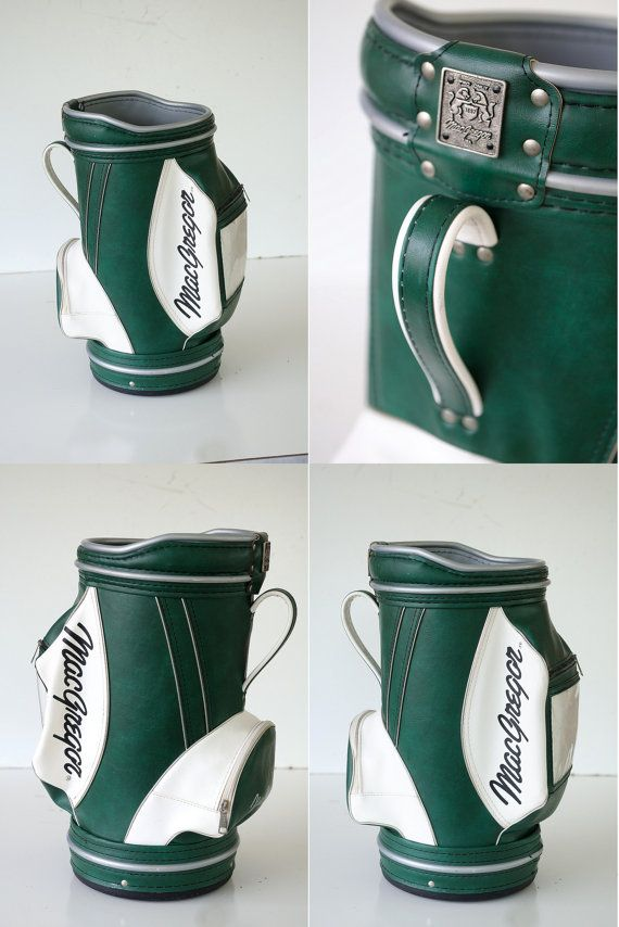 MACGREGOR MINI Golf Bag Umbrella Stand Caddy by TheHeartTheHome