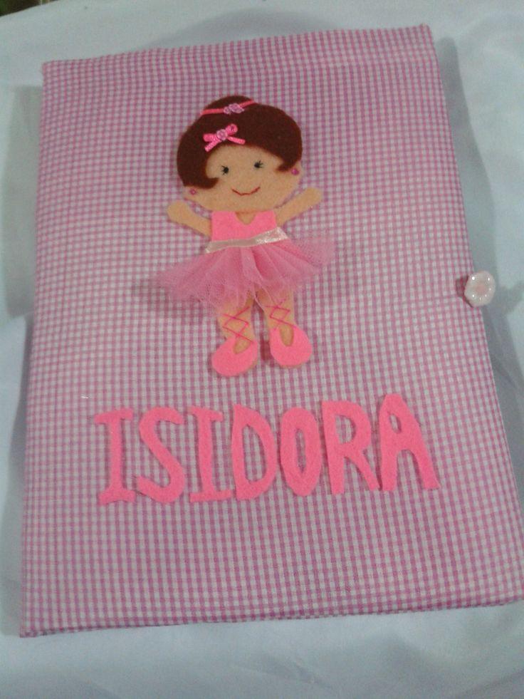 cuaderno para isidora