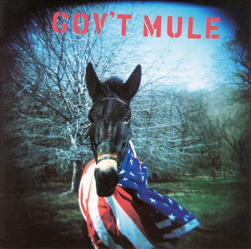 Gov't Mule - Gov't Mule.  Their eponymous debut.  I love the musicality of Warren Haynes.  He has a gritty voice filled with passion, and he is a GREAT guitarist.  He brings out the very best the Gibson Les Paul has to offer.  I could listen to Gov't Mule day.  Sometimes I do.