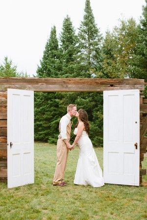 Thinking of putting this as a divider between the outdoor ceremony and outdoor reception...