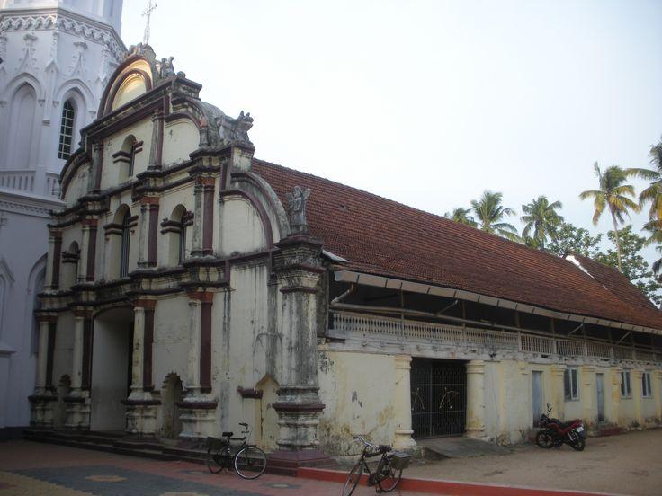 old arthungal church - Google Search