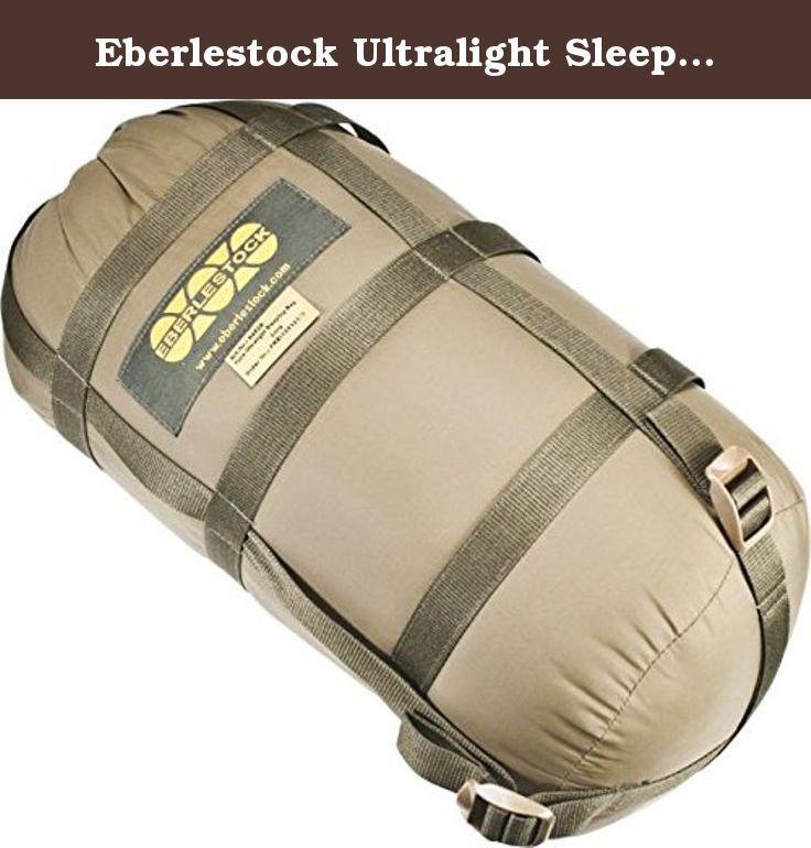 Eberlestock Ultralight Sleeping Bag w/ G-Loft Insulation, Long Length, Dry Earth. Eberlestock Ultralight Sleeping Bag w/ G-Loft Insulation, Long Length, Dry Earth SU20.