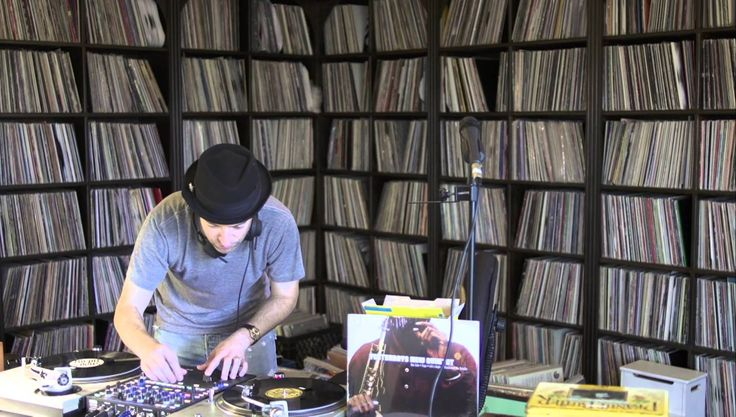 Peanut Butter Wolf's 12hr  Set Part 1 of 3 ....Lots of Great tunes