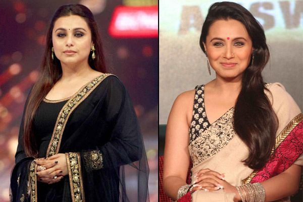 Pregnant Rani Mukerji Flaunts Her Baby Bump, Rani Mukerji And Aditya Chopra Expecting First Child - BollywoodShaadis.com