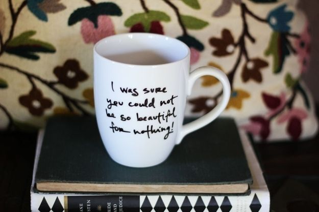 Pride and Prejudice Quote Mug ♥Hot Teas, Prideandprejudice, Things Austen, Jane Austen, Pride And Prejudiced Quotes, Favorite Quotes, Austen Quotes, Coffee Mugs, Book Quotes