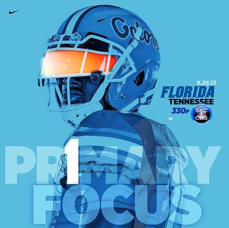 Ah, we see what you did there @buddyoverstreet. Design that makes you think is always the best.@GatorsFB